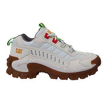 Caterpillar CAT Intruder Oxford Urban Outdoor Lace Up Star White Trainers Unisex P723311