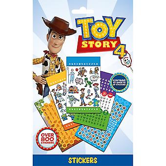 Set de pegatinas de la historia del juguete (paquete de 800)