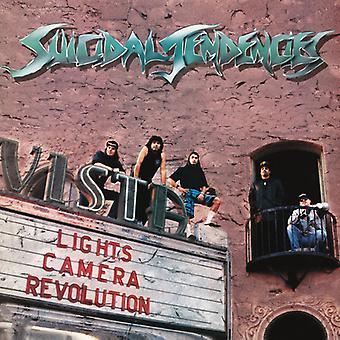 Suicidal Tendencies - Lights Camera Revolution [Vinyl] USA import
