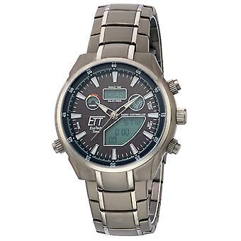Mens Watch Ett Eco Tech Time EGT-11339-60M, Quartz, 40mm, 10ATM