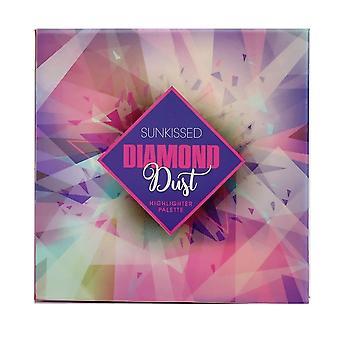 Sunkissed Highlighter Palette - Diamond Dust