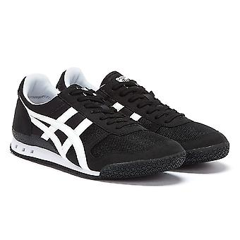 Onitsuka Tiger Ultimate 81 Mens Black / White Trainers