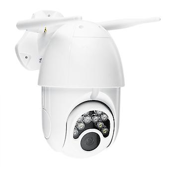 1080P Smart WiFi IP Camera PTZ Monitoring Dual Light Sources Motion Detect Waterproof