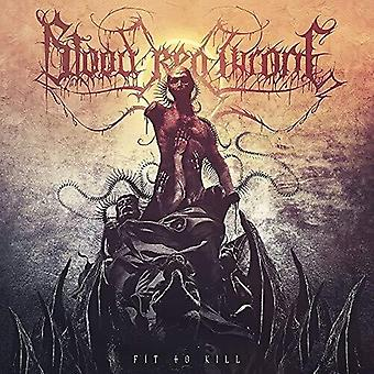 Blood Red Throne - Fit To Kill [Vinyl] USA import