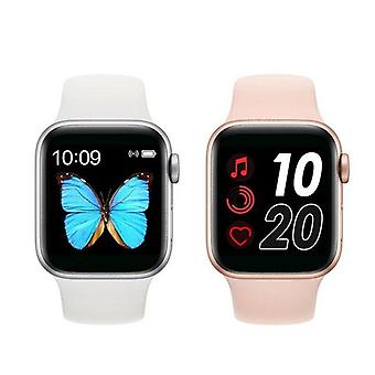 Bluetooth Call 44mm Heart Rate Blood Pressure Monitor Smartwatch