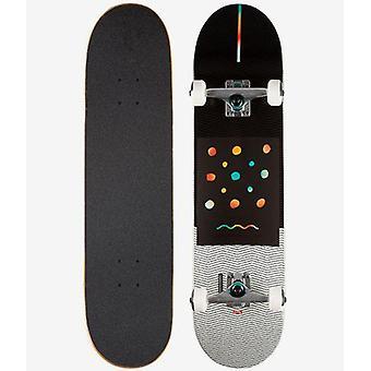 "Globe nine dot four 8"" complete skateboard"