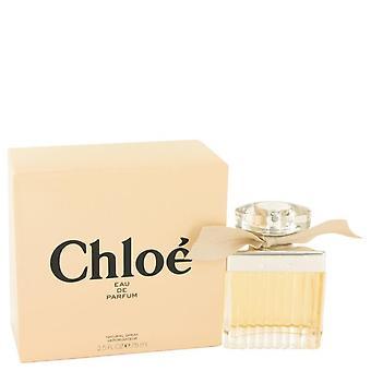 Chloe (new) Eau De Parfum Spray By Chloe 2.5 oz Eau De Parfum Spray