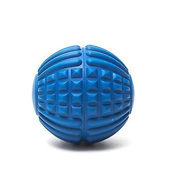 Mini eva training yoga fitness foam roller, physical trigger point therapy ball x7ja