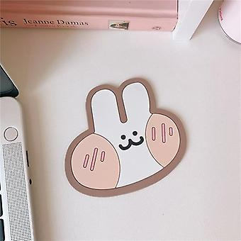 Creative Cute Table Placemat-waterproof Heat Insulation Tampon de bol antidérapant
