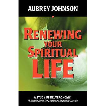 Fornye ditt åndelige liv