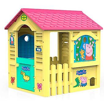 Crianças's play house peppa pig (84 x 103 x 104 cm)