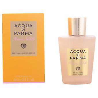 Acqua di Parma Rosa Nobile samettinen kylpy-ja suihku geeli