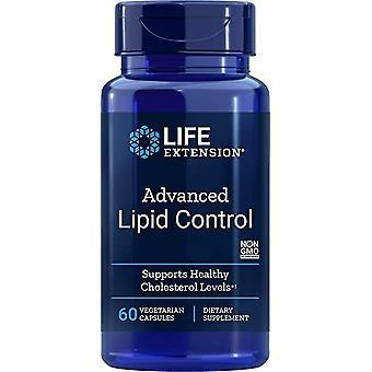 Life Extension Advanced Lipid Control 60 Gélules Végétales