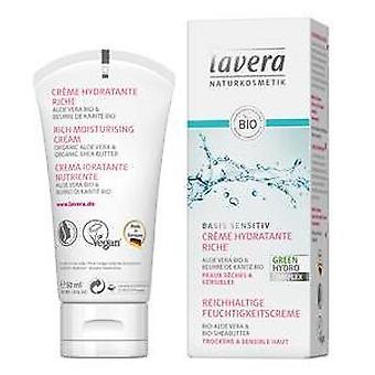 Lavera Sensitiv Basis Nourishing Day Cream Dry Skin 50 ml