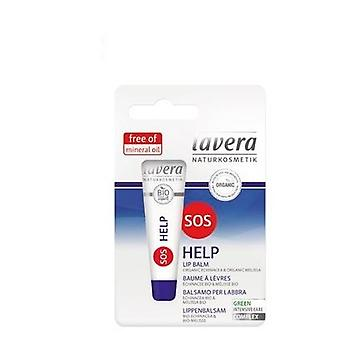 Lavera Bálsamo Labial Gel Sos Aide 8 ml