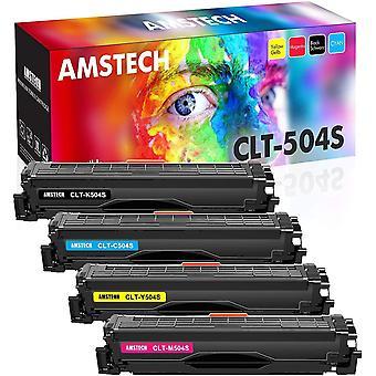 Wokex Kompatibel Tonerkartusche Replacement fr CLT-P504C CLT-K504S CLT C504S M504S Y504S fr Samsung