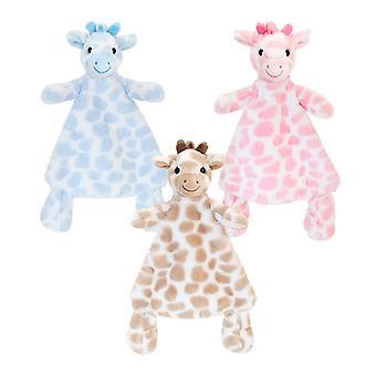 Keel Toys Snuggle Giraffe Comforter