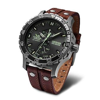 Vostok-Europe - Wristwatch - Men - Expedition Everest Undergr. - YN84/597A543