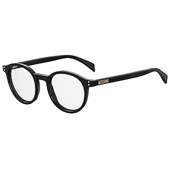 Moschino MOS502 807 Black Glasses