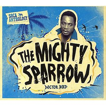 Mighty Sparrow - Soca Anthology [CD] USA import