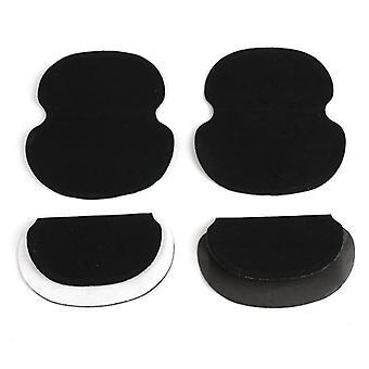 Desechable Anti Sweat Pads axilas negras Pegatinas