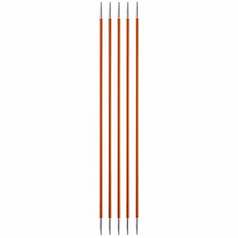 KnitPro Zing: Knitting Pins: Double-Ended: Set of Five: 15cm x 2.75mm
