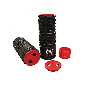 Fitness Mad Twin Vari Massage Foam Rollers Massage And Tight Muscle Release Tool