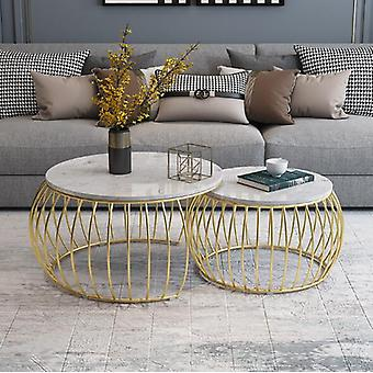Home Furniture Marble Coffee Table For Living Room