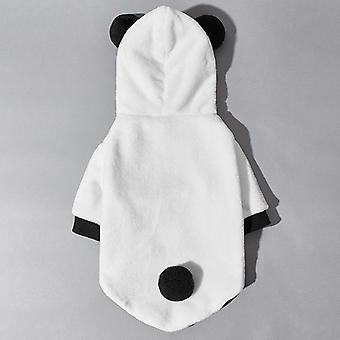Pet clothing fall/winter hoodie warm for small and medium dogs