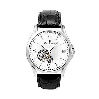 Continuum Automatic Clock Unisex C15H21 43 mm