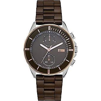Storm Rexford rexford-metal-brown men's watch