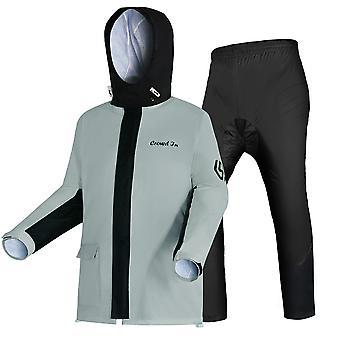 Pelerină de ploaie pentru motociclete cu bicicleta, pelerină impermeabilă, îmbrăcăminte de protecție solară pentru călărie