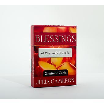 Blessings Gratitude Cards 9780399162657