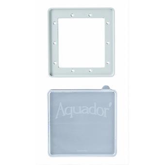 Aquador 1090 Standard Above Ground Pool Skimmer Cover Plate