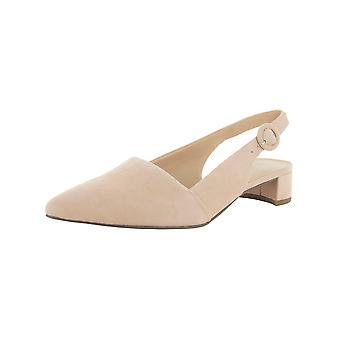 Franco Sarto Womens Vellez Slingback Pump Shoes