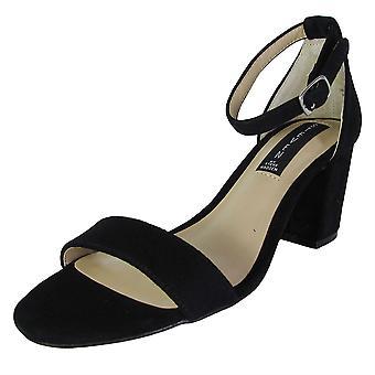 Steven Womens Vanya Heeled Sandal Shoes