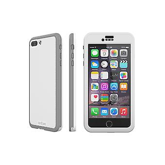 Dog and Bone Wetsuit Impact Waterproof Case for iPhone 7 Plus - Silvertail
