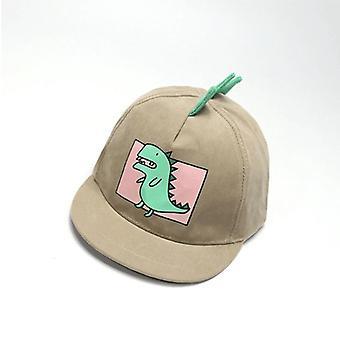Lasten lelu baseball lippis söpö sarjakuva dinosaurus hattu 5 väriä vauvan tennis