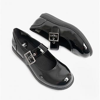 Rocket Dog Mixie Pretty Ladies Mary Jane Zapatos Negro