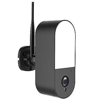 Deal billigste Wireless Security Floodlight Kamera, 2MP Outdoor WiFi Überwachungskamera mit Nacht