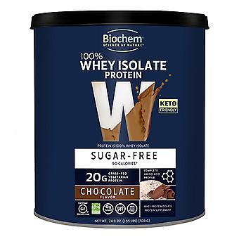 Biochem Whey بروتين شوكولاتة خالية من السكر، 24.9 أوقية