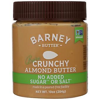 Barney Butter Nut Bttr Bare Crunchy, Case of 6 X 10 Oz