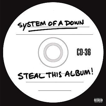 System of a Down - stjäl det här albumet! vinyl