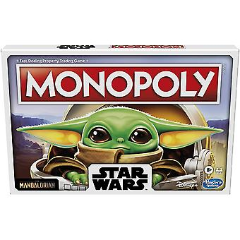 Monopoly - The Child Edition Board Game