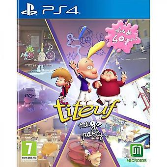 Titeuf Mega Party Ps4 Game