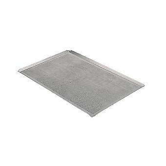 De Buyer Perforated Aluminum Pastry Plate