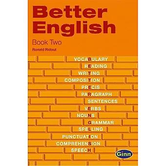 Better English Book 2 (International) 2nd Edition - Ronald Ridout - Better English International New Edition (Paperback)