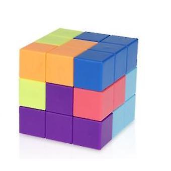 Magnetische Blöcke Geschwindigkeit Puzzle Cube DIY 3x3x3 Gehirntest Pädagogische Lernspielzeug für Kinder Block