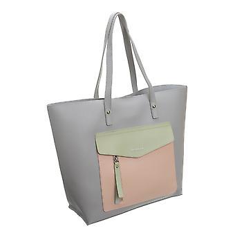 MONNARI 73430 vardagliga kvinnliga handväskor