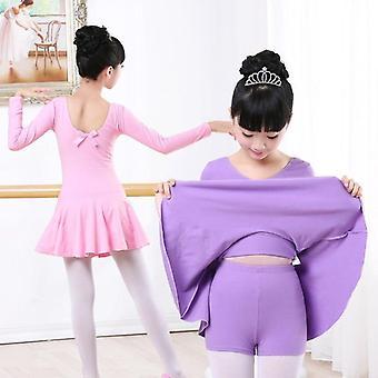 ילדים התעמלות בלט ריקוד שמלה לילדים בגדי ריקוד